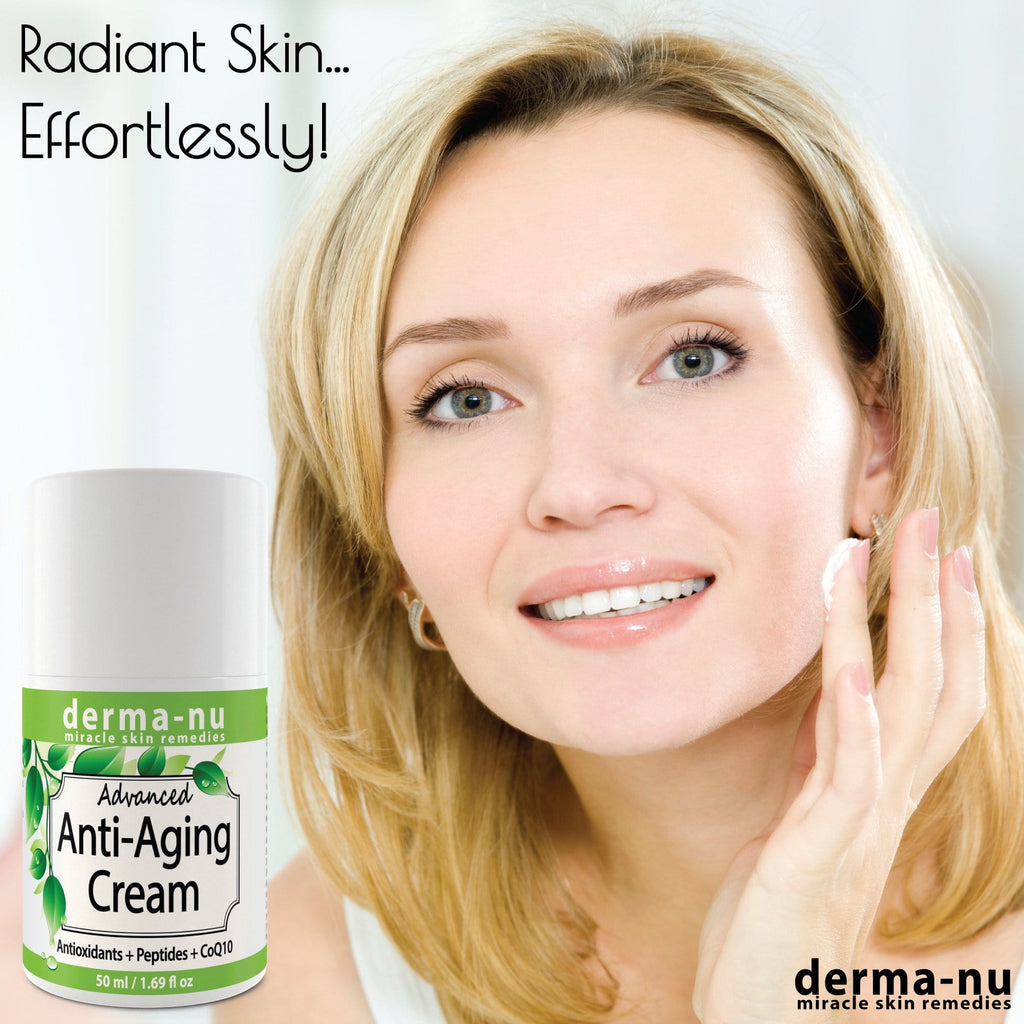 Advanced Anti-Aging Cream & Daily Moisturizer for Face