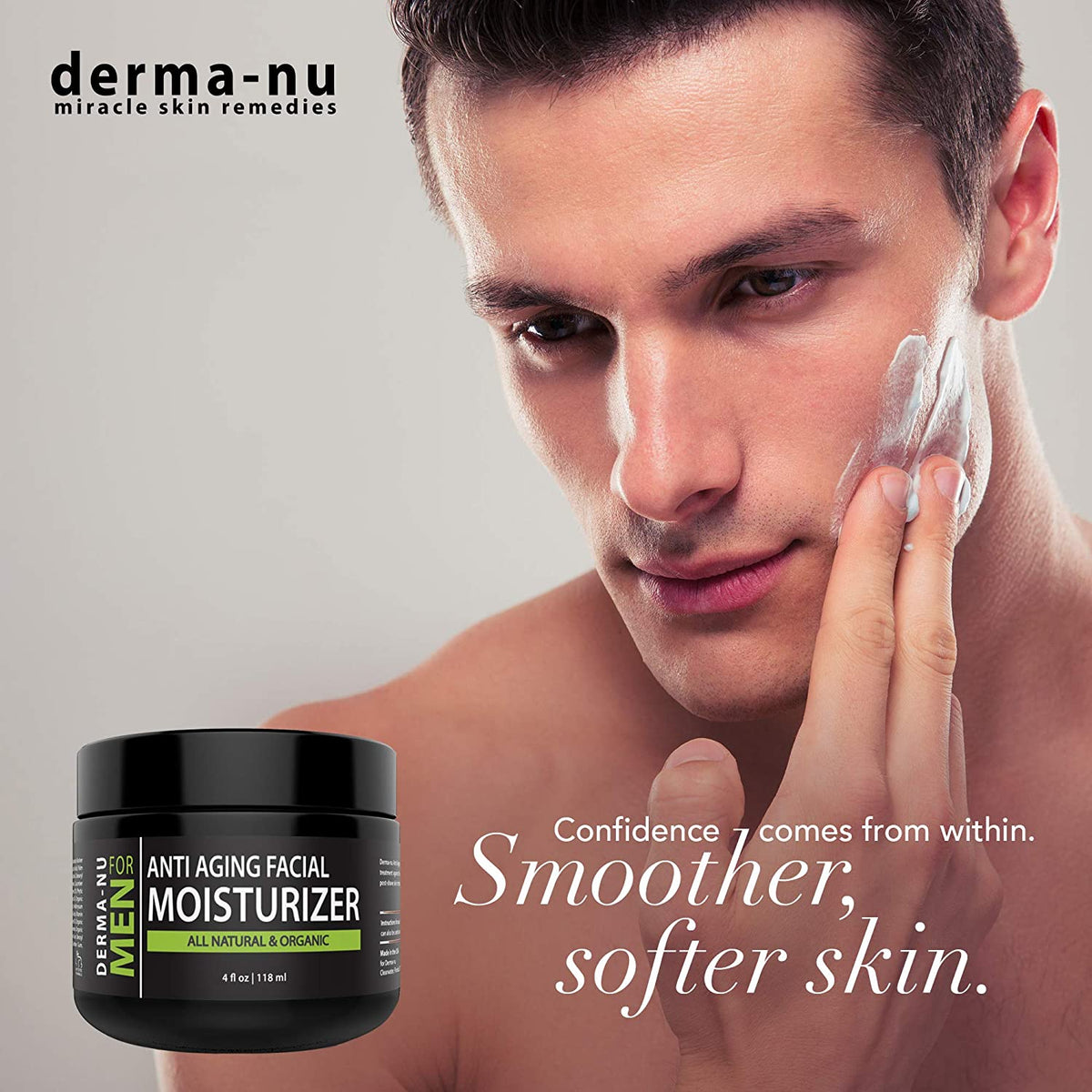 Men's Anti Aging Facial Moisturizer