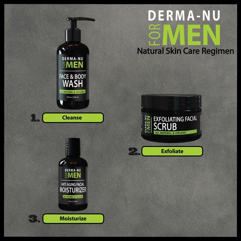 Men's Face & Body Wash