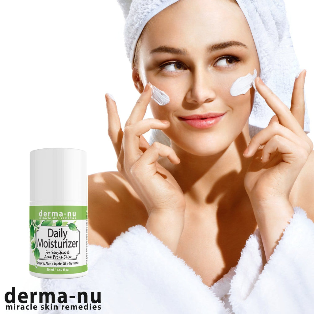 Daily Moisturizer for Sensitive and Acne Prone Skin