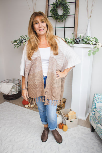 Breezy Nights Striped Cardigan - Calico's Boutique