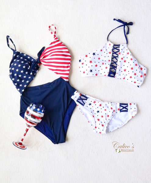 American Girl Two Piece - Calico's Boutique