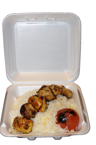 Chicken Kebab Combo