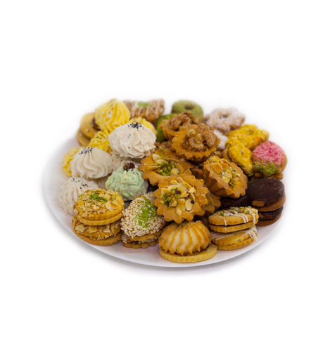 Mixed Cookies 100g