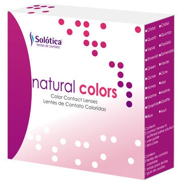 Solotica Yearly Natural Colours