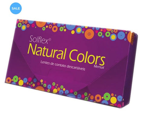 Solotica Monthly Solflex Natural Colours