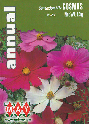 Sensation Mix Cosmos Seeds