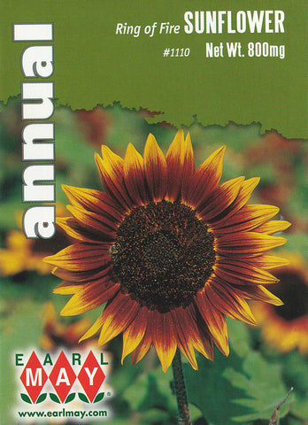 Ring Of Fire Sunflowers Seeds