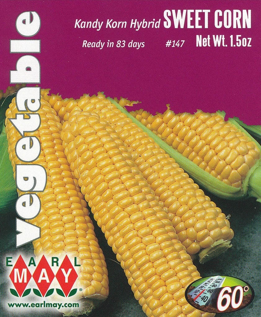 Kandy Korn Hybrid Sweet Corn Seeds