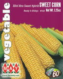Illini Xtra Sweet Hybrid Sweet Corn Seeds