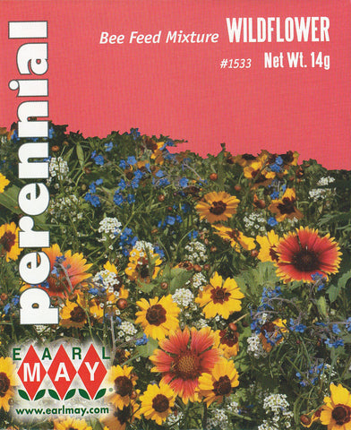 Bee Feed Mixture Wildflowers Seeds