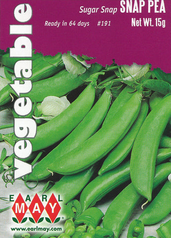 Sugar Snap Peas Seeds