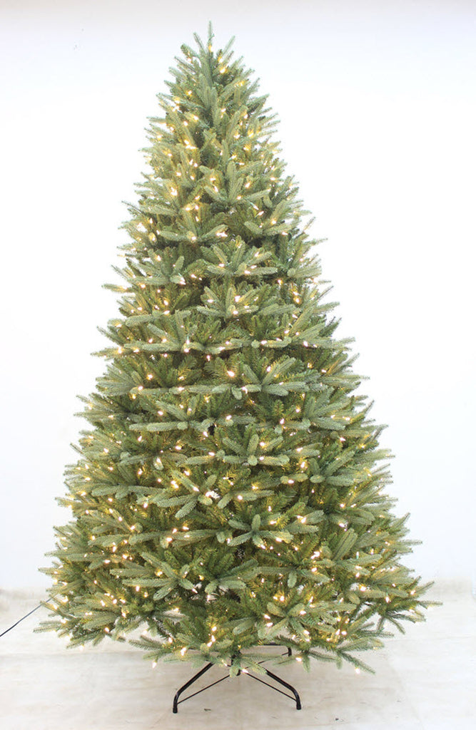 9FT Washington Valley Spruce with LED Lights - Ship to Store - Pickup In Store Only