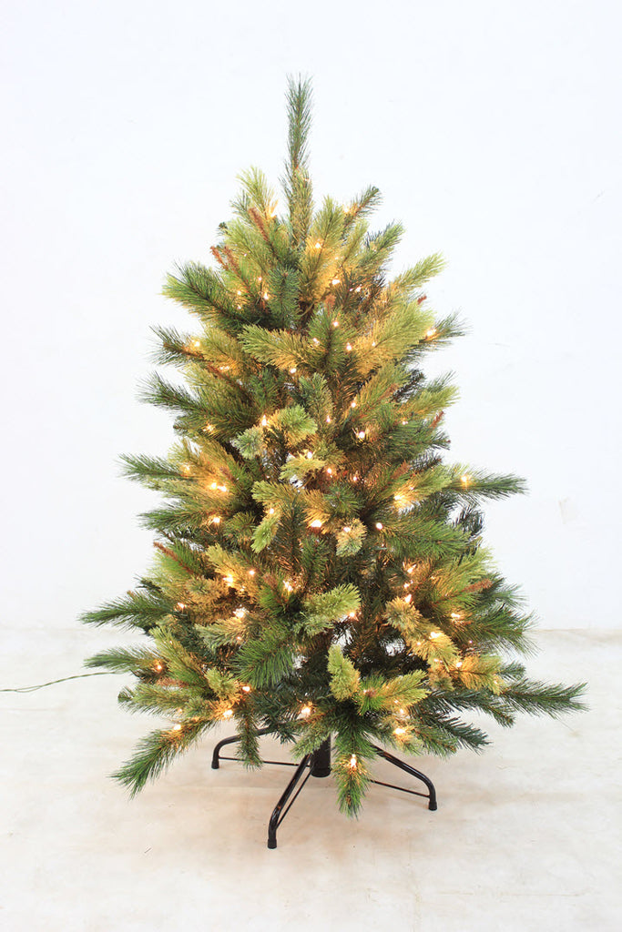 4FT Forest Pine with Sure Lit Lights - Ship to Store - Pickup In Store Only