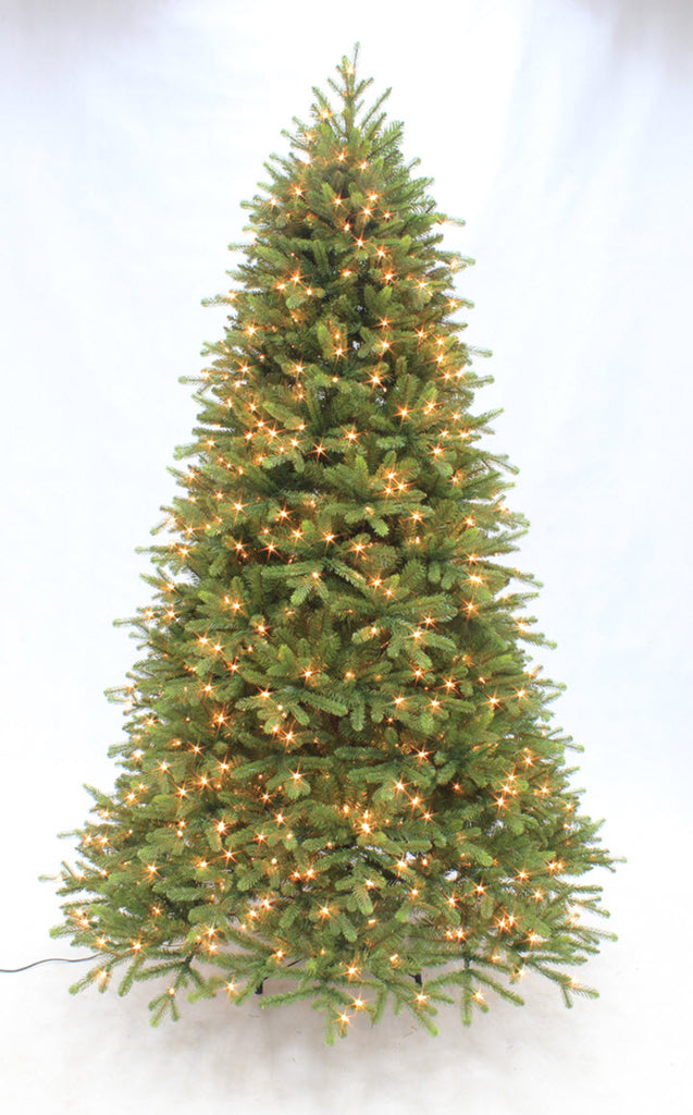 7.5FT Asheville Fir with LED Lights - Ship to Store - Pickup In Store Only