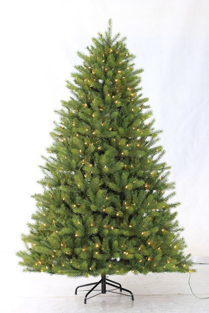 7.5FT Kensington Fir with LED Lights - Ship to Store - Pickup In Store Only