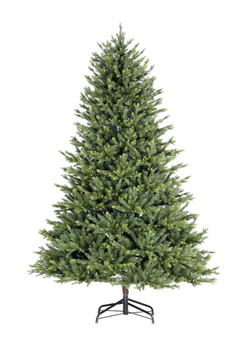 7.5FT Northern Fir with LED Lights - Ship to Store - Pickup In Store Only