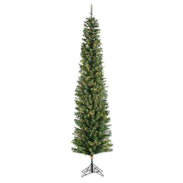 4.5FT Darwin Pencil Tree with Stay Lit Lights - Ship to Store - Pickup In Store Only