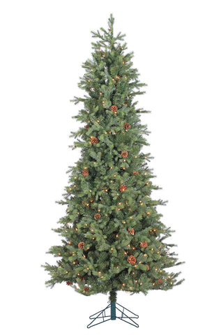 9FT Slim Grandview Tree with Stay Lit Lights - Ship to Store - Pickup In Store Only