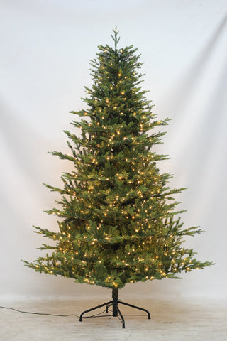 7.5FT Dalton Tree with 3mm Micro LED Lights - Ship to Store - Pickup In Store Only