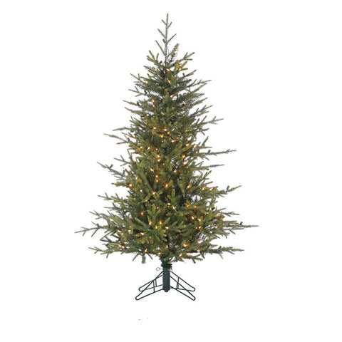 4.5Ft Fieldstone Spruce with Staylit Lights - Ship to Store - Pickup In Store Only