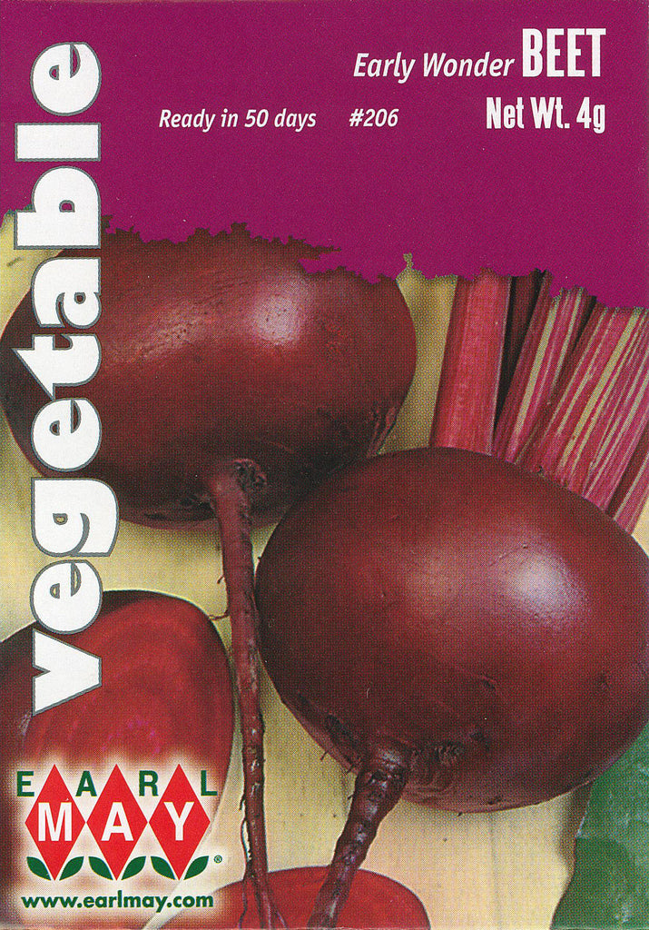 Early Wonder Beets Seeds