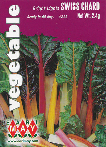Bright Lights Swiss Chard Seeds