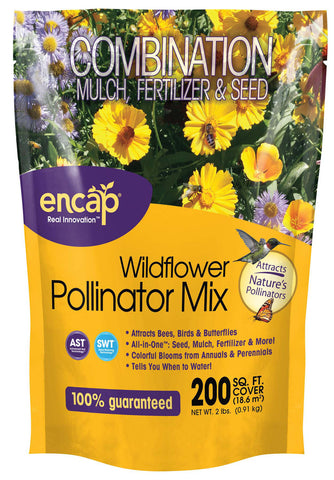 Encap Wildflower Pollinator Mix
