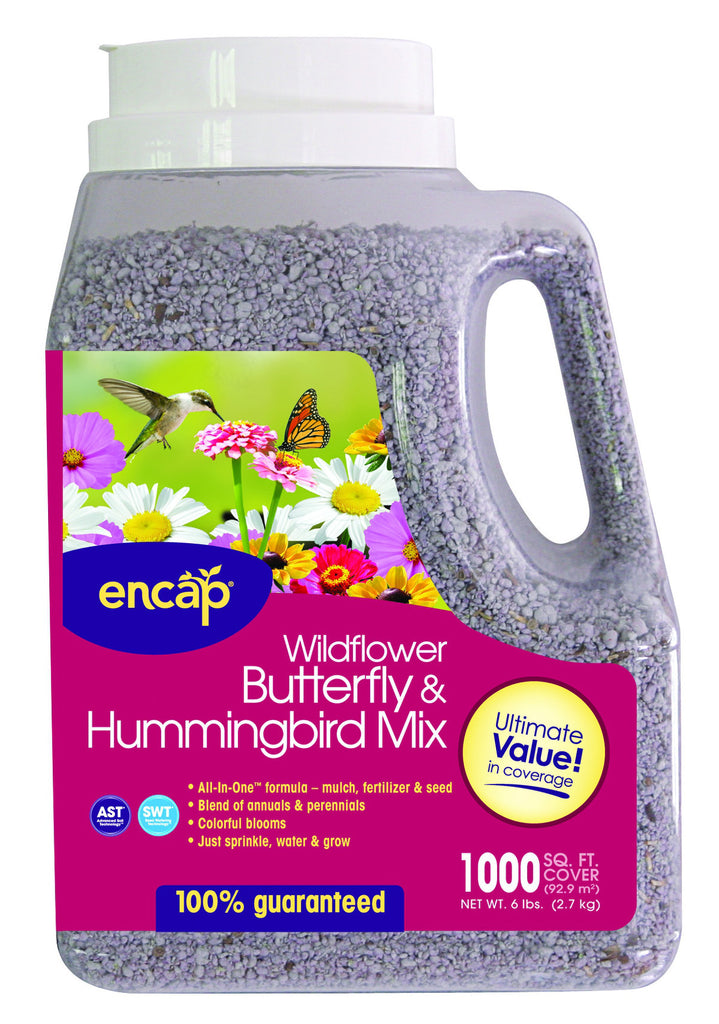 Encap Wildflower, Butterfly & Hummingbird Mix