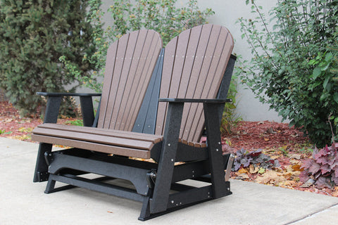 Gliding Adirondack Bench - Ship to Store - Pickup In Store Only