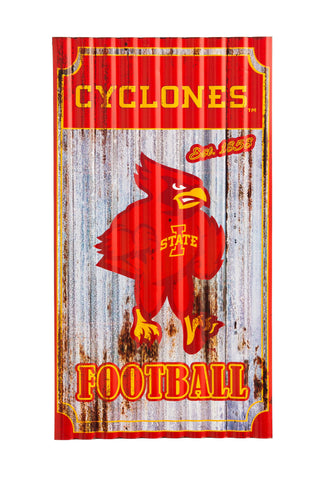 Iowa State Cyclone Wall Art