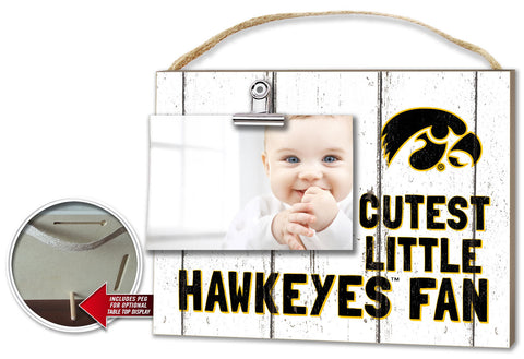 Iowa Hawkeyes Plaque