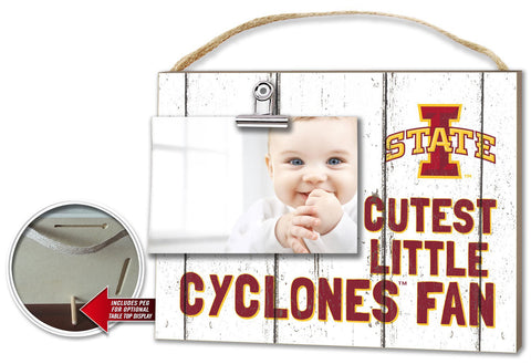 Iowa State Cyclones Plaque