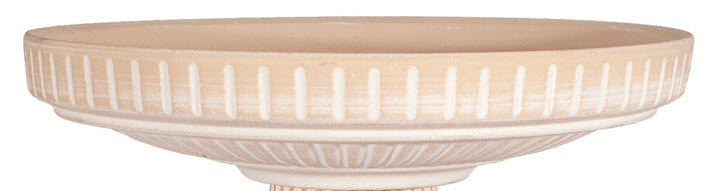 White Birdbath Top Only - Ship to Store - Pickup In Store Only