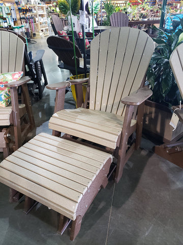 Gliding Adirondack Chair - Ship to Store - Pickup In Store Only