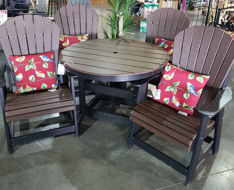 Patio Dining Table - Round - Ship to Store - Pickup In Store Only