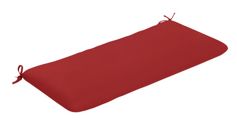 Bench Cushion - Red Solid - Ship to Store - Pickup In Store Only