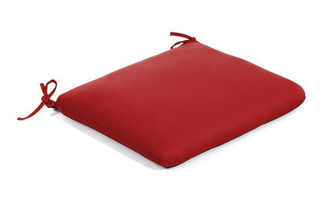 Seat Cushion - Red Solid - Ship to Store - Pickup In Store Only