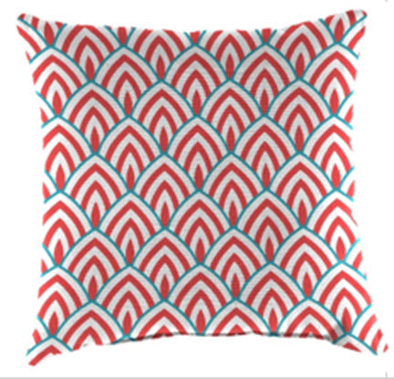 Throw Pillow - Lalo Calypso