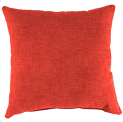 Throw Pillow - Coral