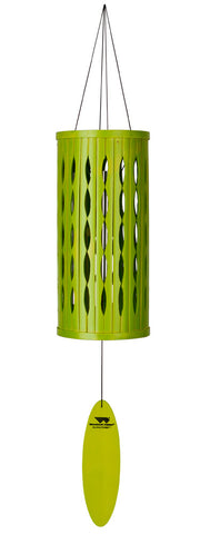 Wind Chime Aloha Kiwi Green