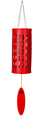 Wind Chime Aloha Red