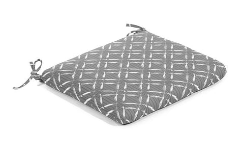 Seat Cushion - Oyster Grey - Ship to Store - Pickup In Store Only