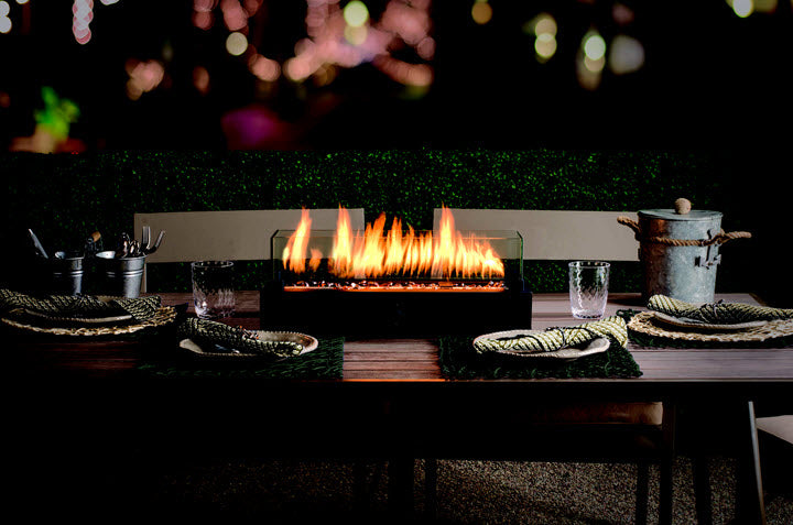 Tablefire™ Umbrella Hole Fireplace - Ship to Store - Pickup In Store Only