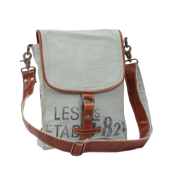 Cross Body Bag - 821 Stamp with Buckle