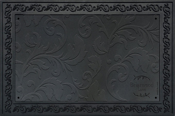 Mat Tray - Black Rubber - Ship to Store - Pickup In Store Only