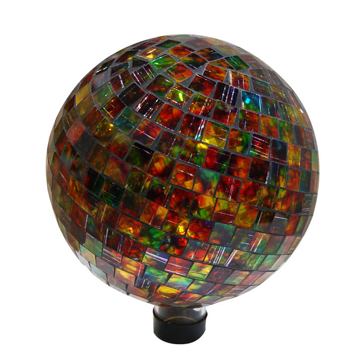 Gazing Ball-Multi Tile Mosaic - Ship to Store - Pickup In Store Only