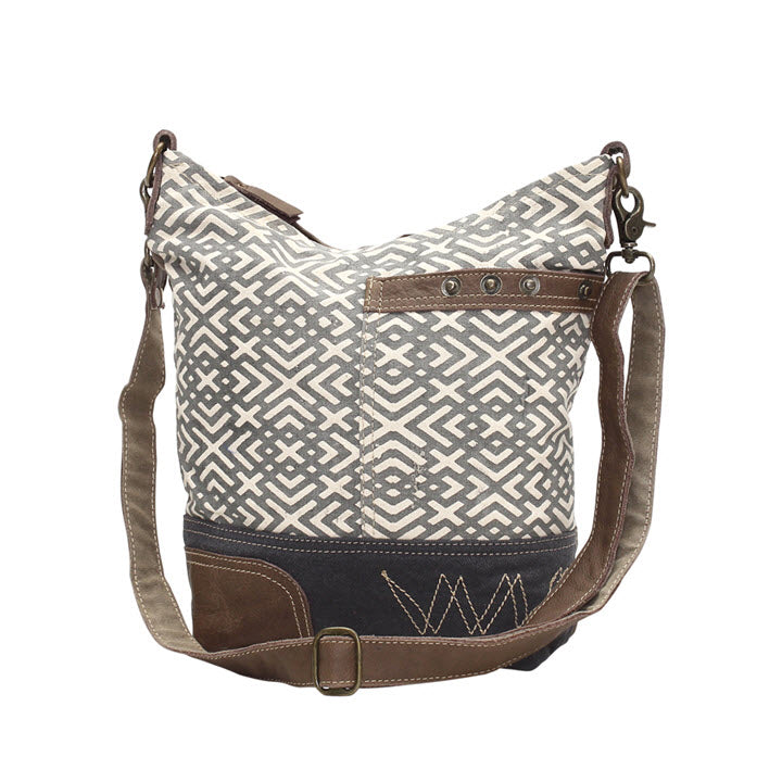 Shoulder Bag - X Design