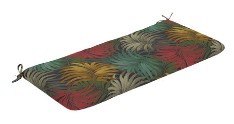 Bench Cushion - Laperta Fresco Leaf - Ship to Store - Pickup In Store Only