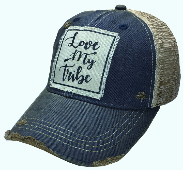 Trucker Hat - Love My Tribe